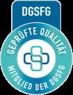 DGSFG Zertifikat